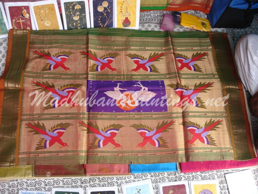 Paithani Mahavashtram from Aurangabad